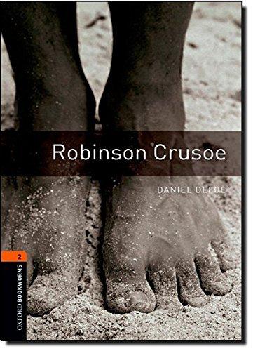 9780194789936: Robinson Crusoe: 700 Headwords (Oxford Bookworms ELT)