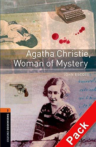 9780194790123: Agatha Christie. Woman of mystery. Oxford bookworms library. Livello 2. Con CD Audio