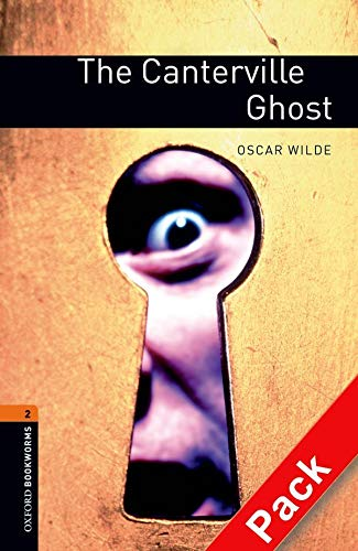 9780194790154: Oxford Bookworms Library: Level 2:: The Canterville Ghost audio CD pack (Oxford Bookworms ELT)