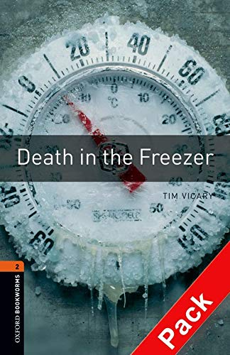 9780194790185: Oxford Bookworms Library: Death in the Freezer Audio Pack: Level 2: 700-Word Vocabulary (Oxford Bookworms Library-Crime & Mystery-Stage 2)