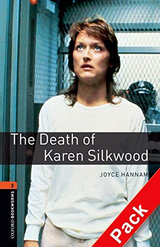 9780194790192: Oxford Bookworms Library: Oxford Bookworms. Stage 2: The Death of Karen Silkwood CD Pack Edition 08: 700 Headwords