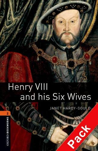 9780194790246: Oxford Bookworms Library: Level 2:: Henry VIII and his Six Wives audio CD pack