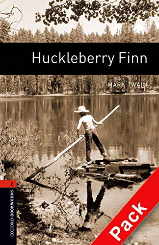 9780194790253: Huckleberry Finn [With CD (Audio)] (Oxford Bookworms: Stage 2)