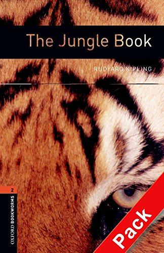 9780194790260: Oxford Bookworms Library: Oxford Bookworms. Stage 2: The Jungle Book CD Pack Edition 08: 700 Headwords