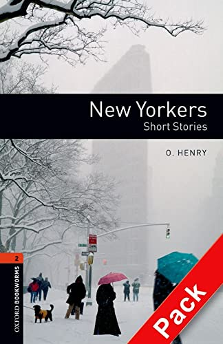 9780194790291: Oxford Bookworms Library: Level 2:: New Yorkers - Short Stories audio CD pack (American English) (Oxford Bookworms ELT)