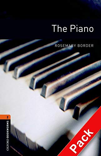 9780194790307: Oxford Bookworms Library: Stage 2: The Piano Audio CD Pack