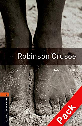 9780194790321: Oxford Bookworms Library: Level 2:: Robinson Crusoe audio CD pack (Oxford Bookworms ELT)