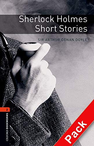 9780194790338: Sherlock Holmes short stories. Oxford bookworms library. Livello 2. Con CD Audio