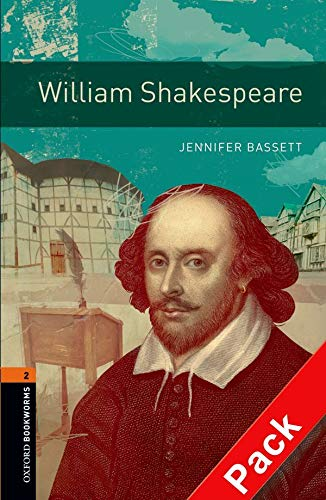 9780194790383: Oxford Bookworms Library: Level 2:: William Shakespeare audio CD pack (Oxford Bookworms ELT)