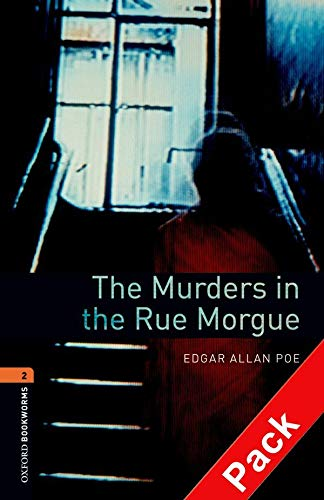 9780194790406: Oxford Bookworms Library: The Murders in the Rue Morgue Audio Pack: Level 2: 700-Word Vocabulary (Oxford Bookworms Library, Stage 2)