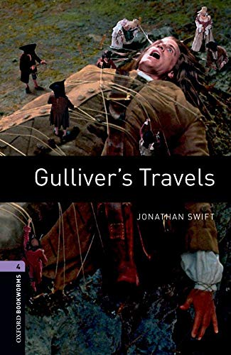 9780194791731: Gulliver's travels - Oxford bookworms library, Nivel 4, Con expansione online, Audio disponible para descargar: Reader - Stage 4: 1400 Headwords (Oxford Bookworms ELT)