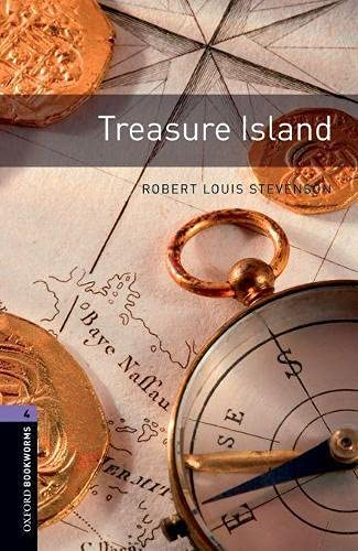 9780194791908: Oxford Bookworms Library: Stage 4: Treasure Island1400 Headwords