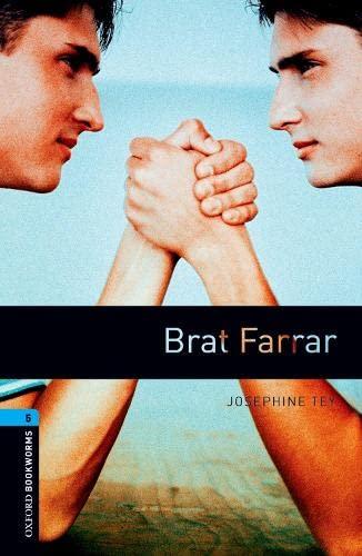 9780194792172: Oxford Bookworms Library: Stage 5: Brat Farrar