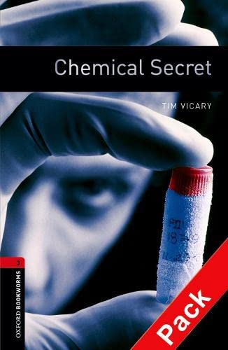 9780194792943: Oxford Bookworms Library: Oxford BookwormsL 3 Chemical secret cd Pack ED 08: 1000 Headwords