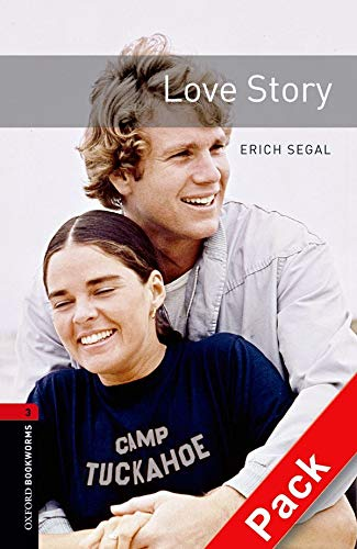 9780194793056: Oxford Bookworms Library: Level 3: Love Story Audio CD Pack: 1000 Headwords (Oxford Bookworms ELT)