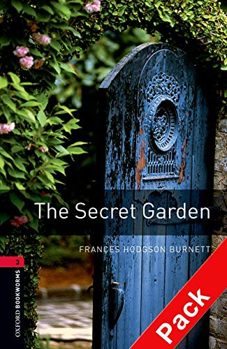 9780194793117: Oxford Bookworms Library: Oxford BookwormsL 3 Secret Garden cd Pack Ed 08: 1000 Headwords