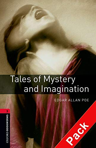 9780194793148: Oxford Bookworms Library: Tales of Mystery and Imagination Audio Pack (double CD): Level 3: 1000-Word Vocabulary (Oxford Bookworms Library: Stage 3)