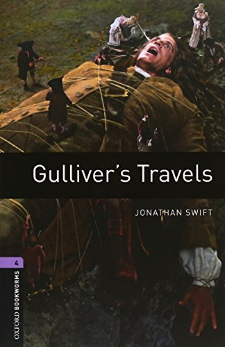 9780194793186: Oxford Bookworms Library: Level 4:: Gulliver's Travels audio CD pack (Oxford Bookworms ELT)