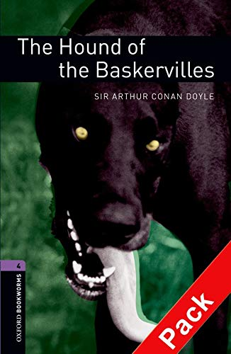 9780194793193: Oxford Bookworms Library: Oxford BookwormsL 4 Hound of the Baskervilles CD Pack Ed 08: 1400 Headwords
