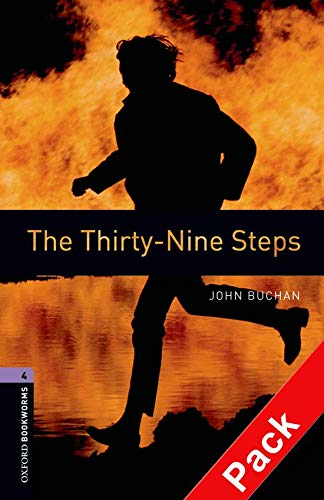 9780194793285: Oxford Bookworms Library: Oxford BookwormsL 4 Thirty-nine steps cd Pack ED 08: 1400 Headwords