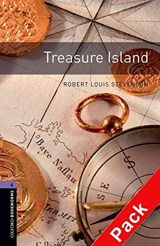9780194793308: Oxford Bookworms Library: Level 4:: Treasure Island audio CD pack (Oxford Bookworms ELT)