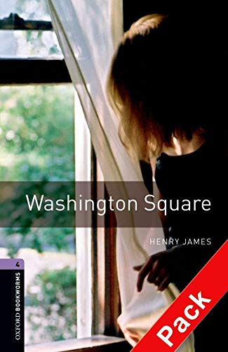 9780194793322: Oxford Bookworms Library: Oxford Bookworms. Stage 4: Washington Square CD Pack Edition 08: 1400 Headwords