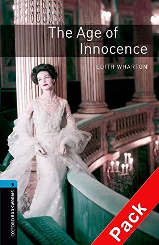 9780194793346: Oxford Bookworms Library: The age of innocence. Manuale pratico di sopravvivenza. Livello 5. Con 3 CD Audio