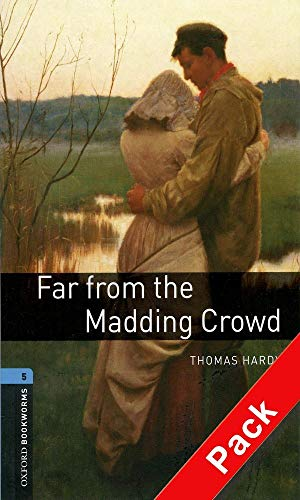 9780194793360: Oxford Bookworms Library: Level 5:: Far from the Madding Crowd audio CD pack (Oxford Bookworms ELT)