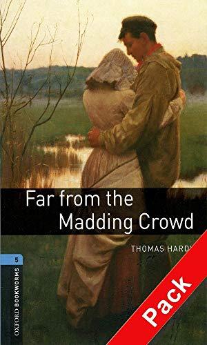 9780194793360: Far from the madding crowd. Oxford bookworms library. Livello 5. Con CD Audio