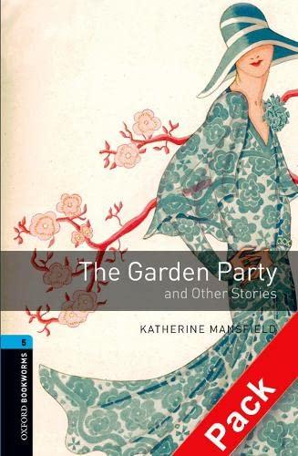 9780194793377: The garden party. Oxford bookworms library. Livello 5. Con 3 CD Audio