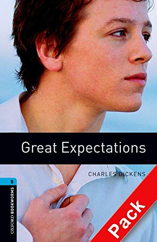 9780194793391: Great expectations. Oxford bookworms library. Livello 5. Con CD Audio