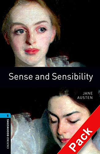 9780194793421: Oxford Bookworms Library: Level 5:: Sense and Sensibility audio CD pack (Oxford Bookworms ELT)