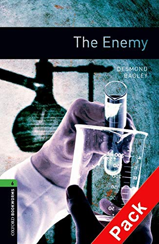 9780194793469: Oxford Bookworms Library: Level 6:: The Enemy audio CD pack (Oxford Bookworms ELT)