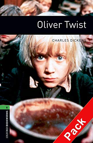 9780194793483: Oxford Bookworms Library: Oxford BookwormsL 6 Oliver Twist CD Pack ED 08: 2500 Headwords