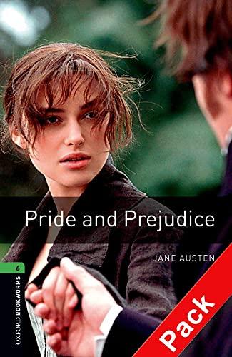 9780194793490: Pride & prejudice. Oxford bookworms library. Livello 6. Con CD Audio