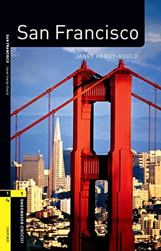 9780194794367: Oxford Bookworms Library: Stage 1: San Francisco Audio CD Pack (Oxford Bookworms ELT)