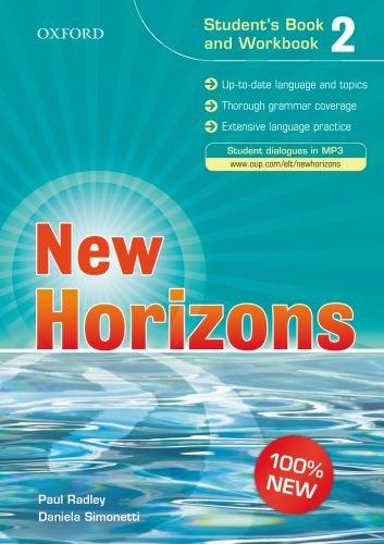 9780194795067: New Horizons