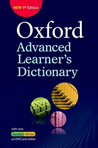 9780194798792: Oxford Advanced Learner's Dictionary: Oxf Adv Learner'S Dict 9E Pb+Dvd-R+Ol Ac (División Académica)