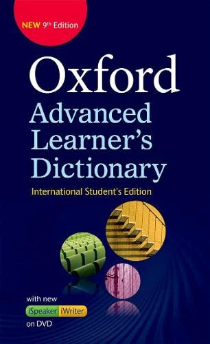 9780194798808: Oxford Advanced Learner's Dictionary: International Student's edition with DVD-ROM (only available in certain markets)