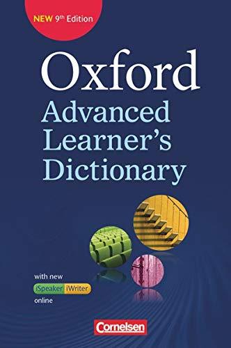 9780194798822: Oxford Advanced Learner's Dictionary B2-C2. Wörterbuch (Festeinband) mit Online-Zugangscode