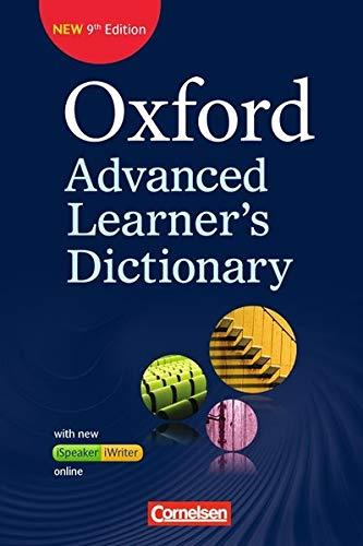 9780194798839: Oxford Advanced Learner's Dictionary B2-C2. Wörterbuch (Kartoniert) mit Online-Zugangscode: Inklusive Oxford Speaking Tutor und Oxford Writing Tutor
