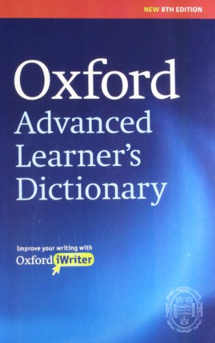 9780194799102: Oxford Advanced Learners Dictionary 8th ed. pb