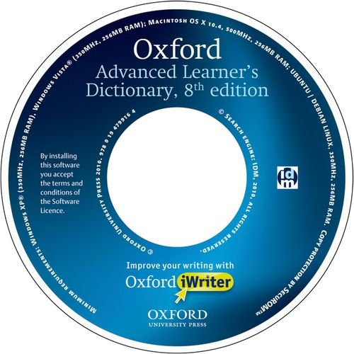 Oxford advanced learners dictionary 7th edition software download.