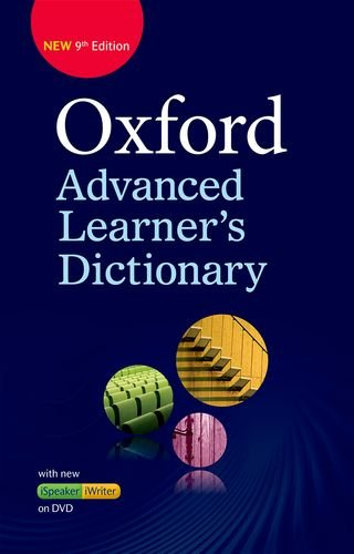 9780194799478: Oxford Advance Learners Dictionary HB with DVD - ROM PK 9E