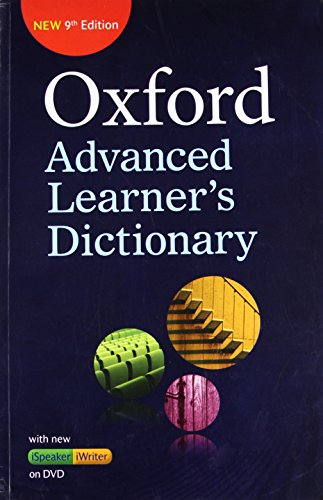 9780194799485: Oxford Advance Learners Dictionary PB with DVD - ROM PK 9E