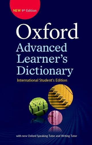9780194799515: Oxford Advanced Learner's Dictionary: International Student's edition (only available in certain markets)