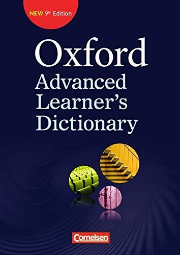 9780194799577: Oxford Advanced Learner's Dictionary B2-C2. Wörterbuch (Kartoniert)