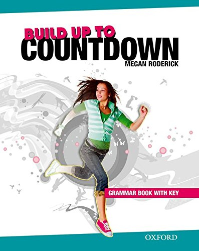 9780194800228: Build Up to Countdown: Grammar Book With Key