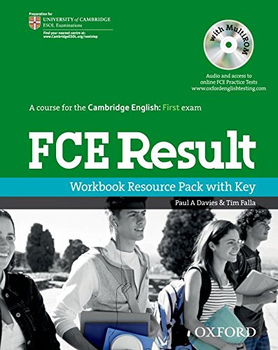 9780194800341: FCE Result: Workbook Resource Pack with Key (First Result)
