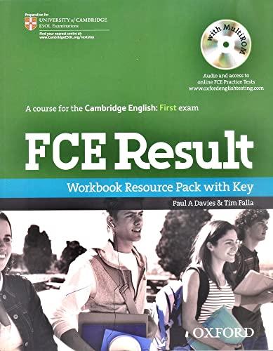 9780194800341: FCE Result Workbook Resource Pack with Key (Result Super-Series)